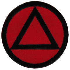 Alcoholics Anonymous (Red/Black)