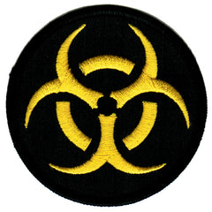 Biohazard (Black/Yellow)