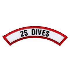 25 Dives Chevron
