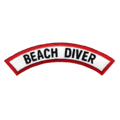 Beach Diver Chevron