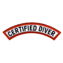 Certified Diver Chevron