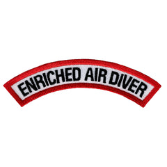 Enriched Air Diver Chevron