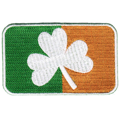 Shamrock Ireland Flag