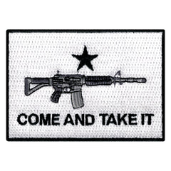 Come And Take It (AR-15 Version)