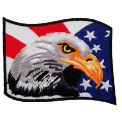 Bald Eagle Flag