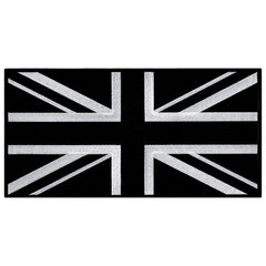 Large UK Flag (Black)