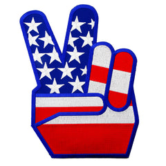 USA Victory Fingers (Large)