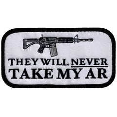 Never Take My AR-15