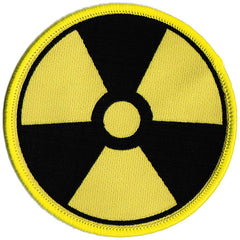 Nuclear Radiation (Black)