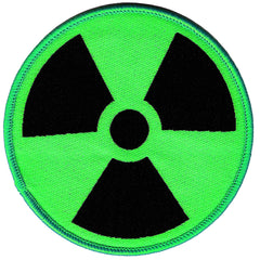 Nuclear Radiation (Green)