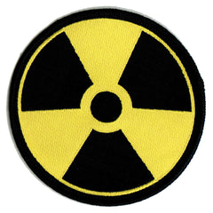 Nuclear Radiation (Yellow)