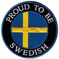 Proud To Be Swedish