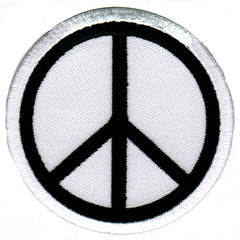 Peace Sign (White)