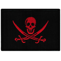 Calico Jack Flag (Red)