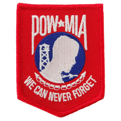 POW-MIA (Red)
