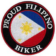 Proud Filipino Biker