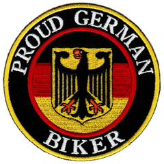 Proud German Biker