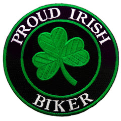 Proud Irish Biker