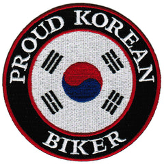 Proud Korean Biker