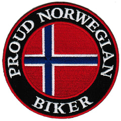 Proud Norwegian Biker