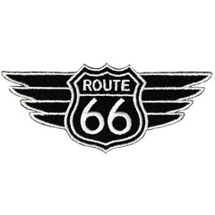 Route 66 Wings (Black)
