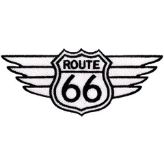 Route 66 Wings (White)