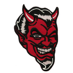 Red Devil (Smiling)