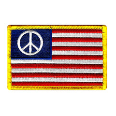 American Flag (Peace Sign)