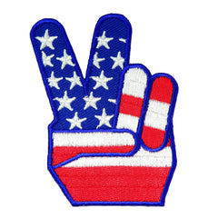 USA Victory Fingers (Small)