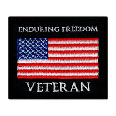 Enduring Freedom Veteran