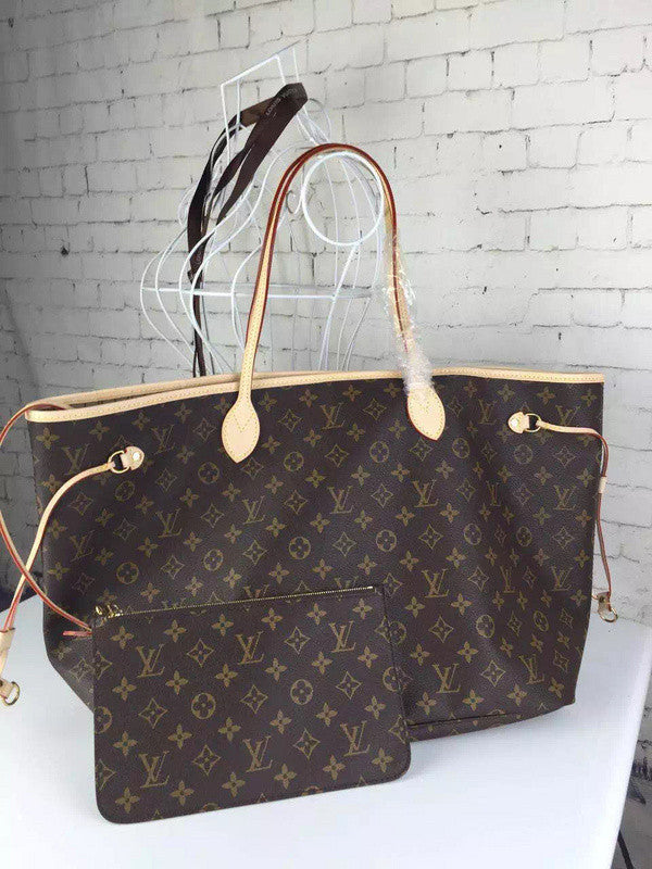 louis vuitton neverfull sizes. louis vuitton monogram neverfull tote bag w/pochette (multiple sizes a \u2013 fashions unlimited 9