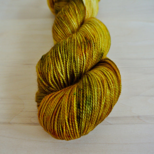 Self-Organized<br>[OOAK Morningside Sock]