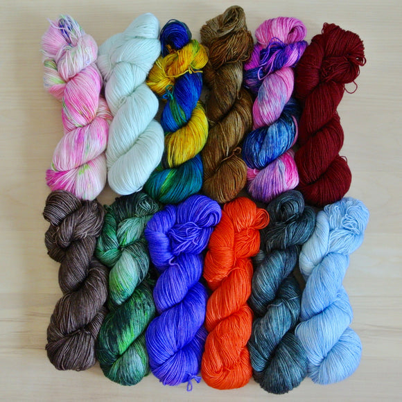 **Dyer's Choice Skein**