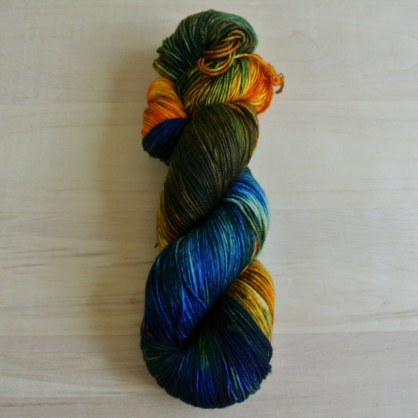 Time Will Tell<br>[OOAK Chelsea Sock]