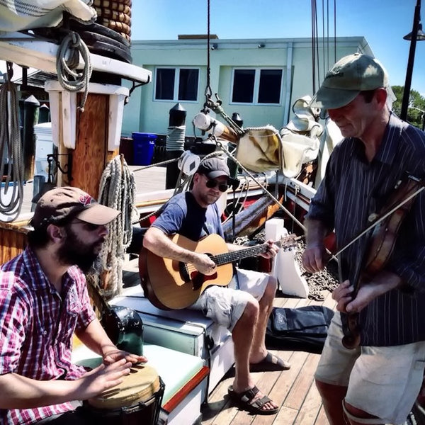 March 15th Only - Skraeling Plays Live on Appledore II Sunset Sail!
