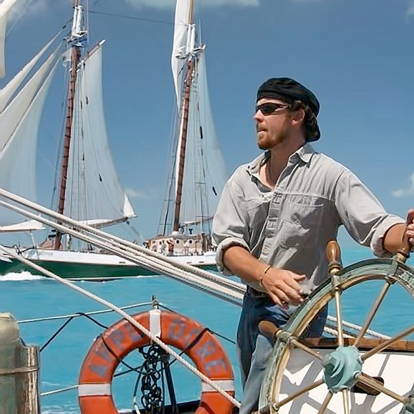 Let your inner pirate loose - Sail in the 2017 historic Key West Wrecker's Races!
