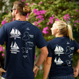 "Schooner Appledore ""Islands"" T-Shirt"