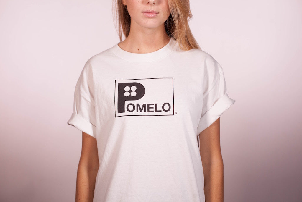Pomelo Alternate Logo Tee