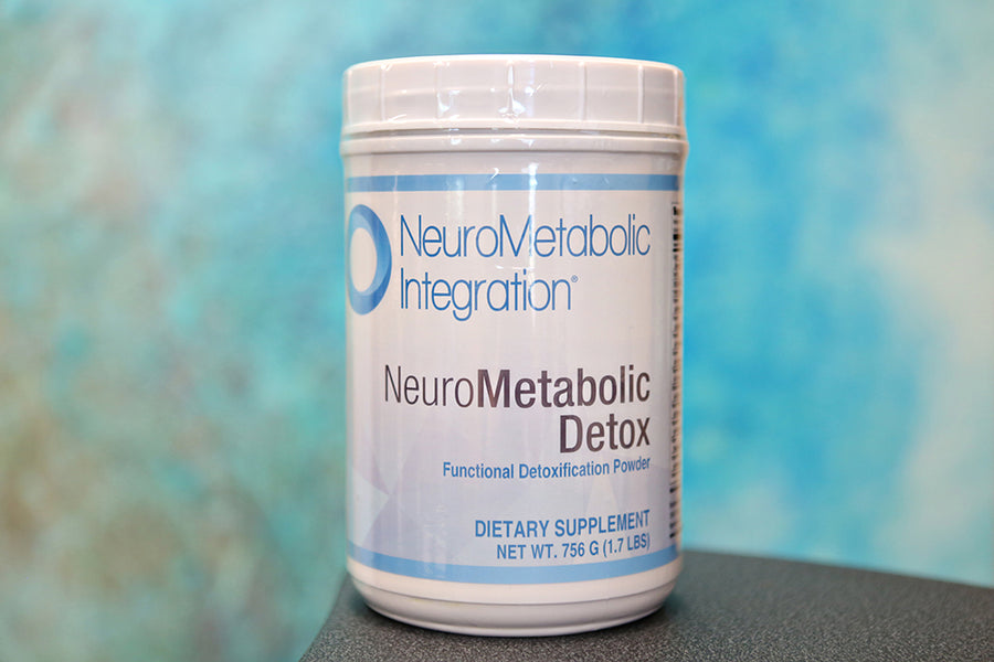 NeuroMetabolic Detox - the safe way to detox
