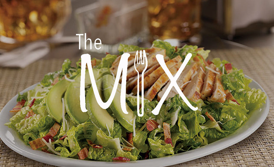 The Mix - Episode 3 - Making a chicken salad with Dr. Kan & Shelby