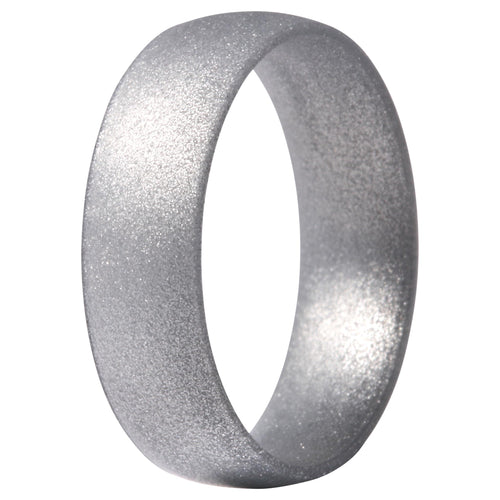 Classic Men & Women Rings - Bright Silver