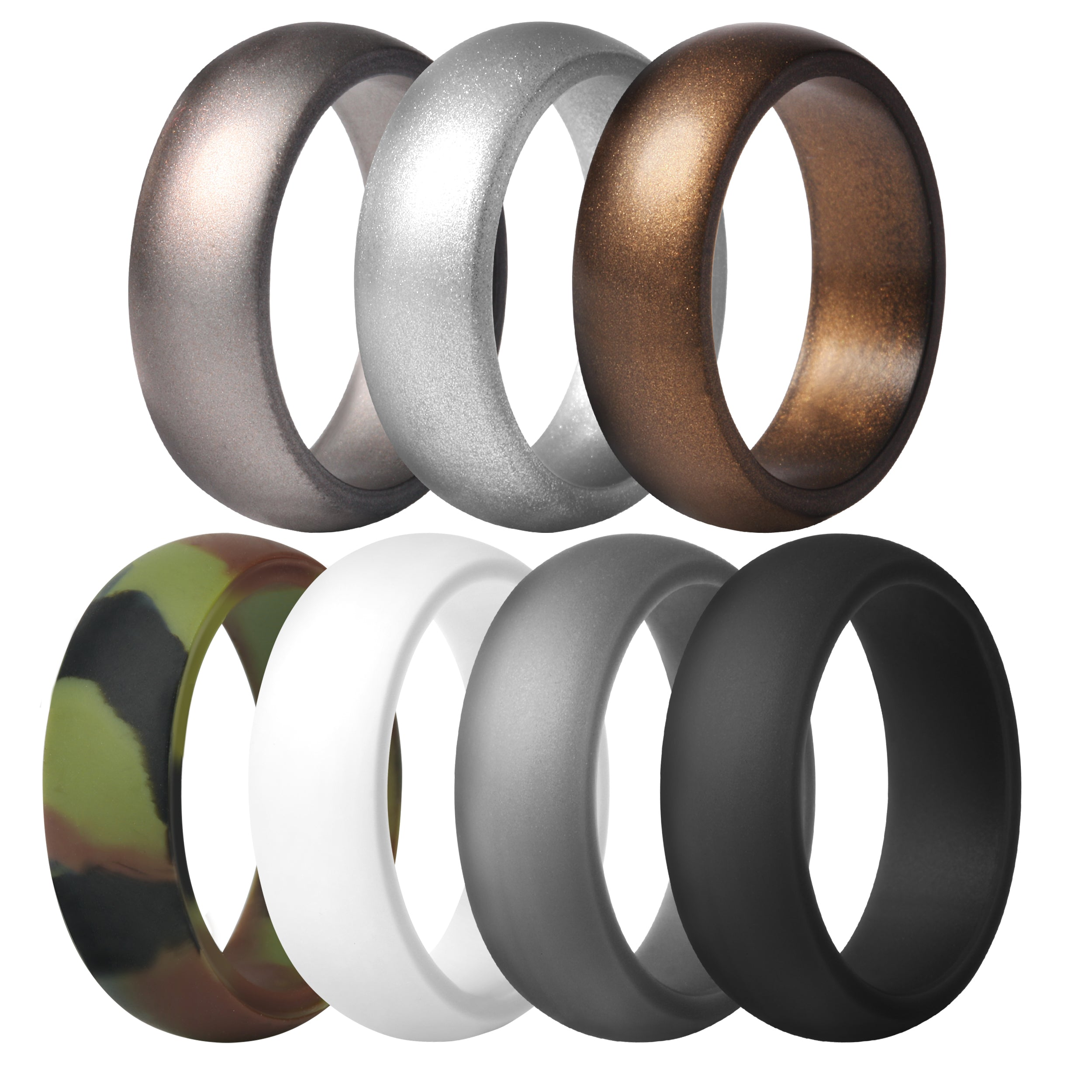 Men's Classic Rings 7 Pack - Deadlift