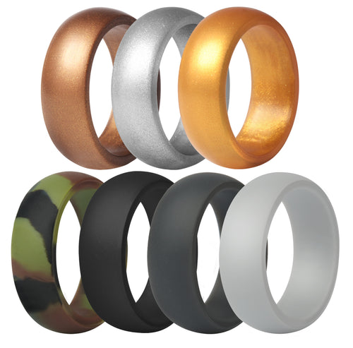 Men's Classic Rings 7 Pack - Frontliner