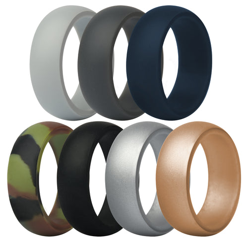 Men's Classic Rings 7 Pack - Furious