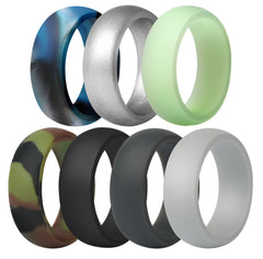 Men's Classic Rings 7 Pack - Arctic