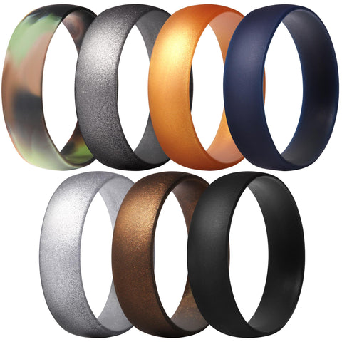 Men's Classic Rings 4 Pack - Third