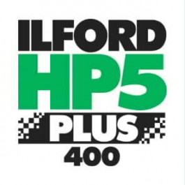 Ilford HP5 Plus 400, 4x5 Black & White Film (25 Sheets)