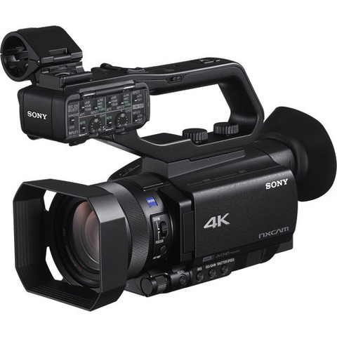Sony HXR-NX80 Full HD XDCAM with HDR & Fast Hybrid AF by Sony at B&C Camera