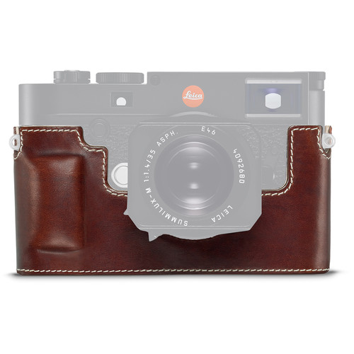 Leica M10 Leather Protector (Brown)