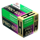 Fujifilm Fujicolor PRO 400H Professional Color Negative Film (35mm Roll, 36 Exposures) by Fujifilm at B&C Camera